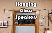 Opknoping glas sprekers