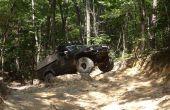 Bouw mijn primitieve camping vrachtwagen