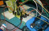 Arduino - Theremin met 7 Segment LED-Display
