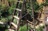 Repareren van een oude houten Ladder voor minder dan $10