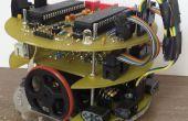 Micromouse(Mobile Robot) IR afstand sensor bestuur + tips