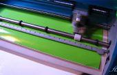 Hoe make PCB circuit met vinyl