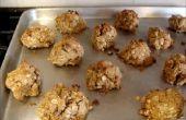 Werelds beste Pecan, havermout, chocolade, dubbele kokosnoot Cookies