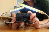Maak een Macro verlichting Rig voor Compact camera's