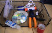 Hoe maak je een USB-ventilator