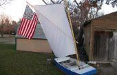 Hoe de bouw van een eenvoudige boot