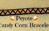 Candy Corn kralen armband ¦ de hoek van Craft