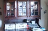 Upcycled Hutch in een groot bureau van Craft
