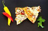 Hoe maak je een omelet - eenvoudig recept