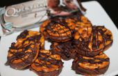 Chocolade krakeling beten