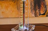 Analog IN-13 bargraph Nixie buis thermometer
