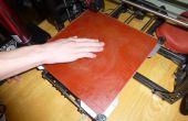 Verbetering van de 3D-Prints met Hairspray