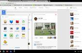"""Maken van een aangepaste Chrome OS/legt """"App"""""""