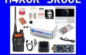 HackerBoxes 0003: Amateur Radio, Arduino Nano, satellieten, Packet, APRS