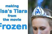 Maken van Elsa de Tiara uit de film Frozen