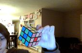 How to make cool patronen op de rubiks kubus