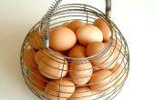 Hoe te snel Peel een perfecte Hard gekookt ei