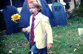 Conehead Zombie kostuum (planten vs Zombies)