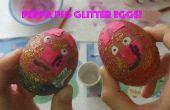 Peppa Pig Glitter eieren!