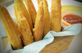Krokante Baby maïs Fritters
