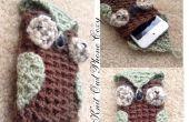 Brei Owl telefoon gezellige