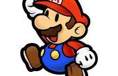 Maak je eigen Super Mario spel