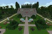 Minecraft luxevilla