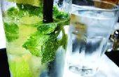 Alcoholvrije mojito recept makkelijk verse leuk