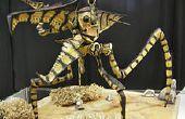 Hoe te snel doden een psuedo arachnid krijger (starship troopers warrior bug)