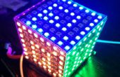 Matrix LED Cube