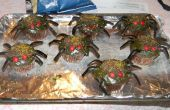Spinachtige Cupcakes