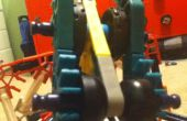 Knex Combo transformator: Rascoh!!!