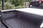 Tonneau Cover, Truck bed dekking