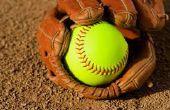Hoe swing een softbal-vleermuis