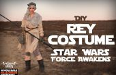 Star Wars: DIY Rey kostuum