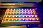 10 x 5 RGB LED Matrix met slechts 5 IO pinnen