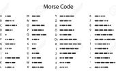 Experiment voor de lol: Morse Code Encrypter met behulp van de Arduino en Smartphone!