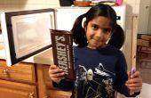 Keuken Natuurkunde - meet de snelheid van het licht met chocolade!