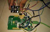 Kleur van de detectie gebruik van TCS3200 kleur Sensor en LinkIt één bord