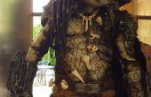 Bouwen van een replica Predator kostuum
