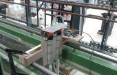 Pitot buis met behulp van druksensoren