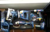 Draadloze macht hulpprogramma Conversion 18VDC naar 120/240 v wisselstroom