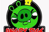 BOOS varkens: Echte leven wedstrijdtafel