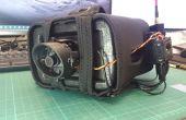 Quanum v2 FPV goggle tweede camera mount