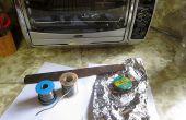 How to make DIY Solder Paste voor thuis tinning van PCB's