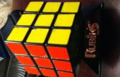 MIX UP A RUBIK'S kubus IN 5 sec!