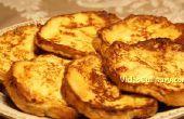 Franse Toast recept