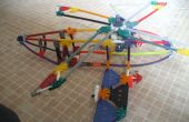 Knex helikopter