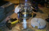Mason Jar Emergency lantaarn