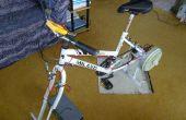 Stationaire fiets Generator van wasmachine